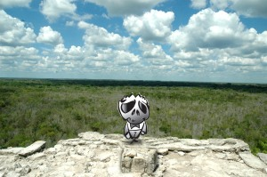Blondzombie on COBA