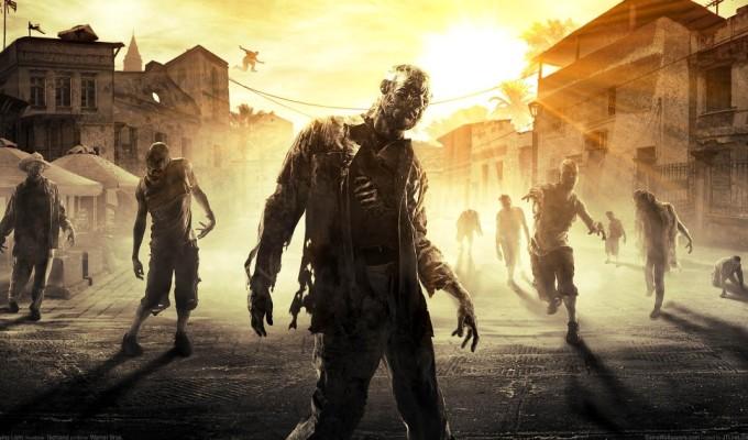 The Zombie Apocolypse isHere