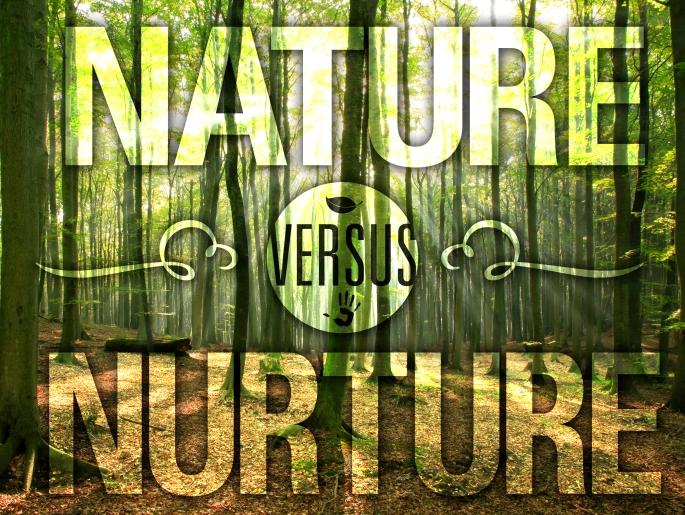 Nature vs. Nurture   Blond Zombie