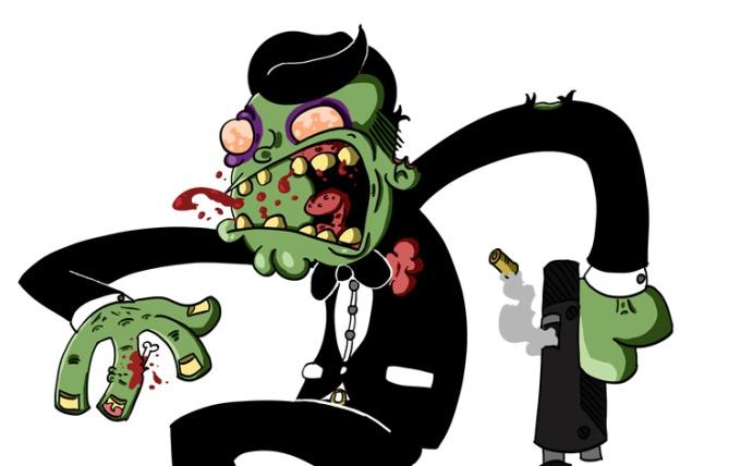 Bond Zombie
