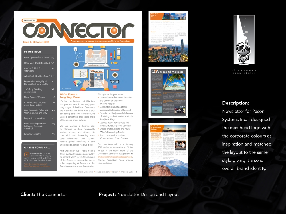 Connector Newsletter