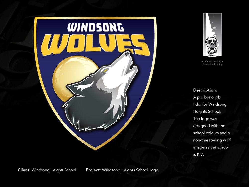 Windsong Heights School logo
